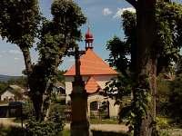 kostelík pod křížem - chalupa k pronajmutí Brada