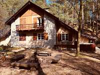 ubytování Mladějov na chatě