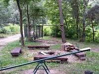 Táborák a dětské hřiště