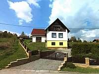 Apartmán na horách - okolí Rovenska pod Troskami