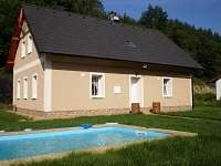 Chalupa k pronajmutí - dovolená  Roudenský rybník rekreace Rovensko pod Troskami - Václaví
