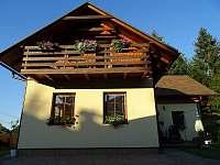 Chata k pronájmu - dovolená  Komárovský rybník rekreace Turnov - Mašov