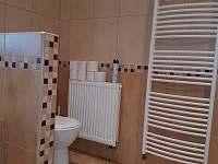 WC - pronájem chaty Turnov - Mašov