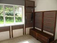 veranda - Zásadka