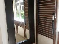 veranda - chalupa k pronájmu Zásadka