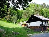 Chata Zbirohy - chalupa ubytování Zbirohy