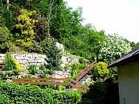 Zahrada - chalupa ubytování Zbirohy