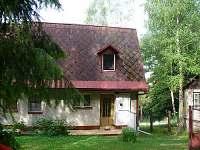 Chata k pronájmu - dovolená Český ráj rekreace Pařezská Lhota