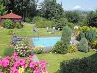 Zahrada - apartmán k pronájmu Pelešany