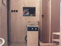 koupelna, sprchový kout
