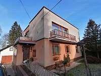 Rekreační dům na horách - okolí Úbislavic