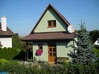ubytování v Robousech na chatě k pronájmu