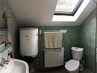 Koupelna 1.patro - Klokočí
