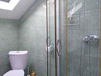Koupelna 1.patro - sprchový kout - Klokočí