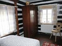 ložnička v přízemí