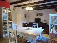Obývací pokoj - Klokočí