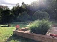 Terasa - chalupa ubytování Klokočí