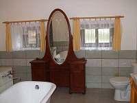 Koupelna, něco pro ženy.