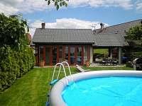 ubytování Roudný u Frýdštejna na chatě