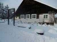 zima - pronájem chalupy Nová Ves nad Popelkou