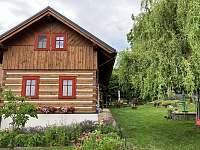 Dřevěnice ubytování 6 lidí  pronajmutí