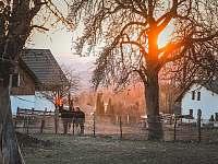Farma - ubytování Radostná pod Kozákovem - Kozákov