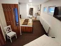 Apartmán pro tři, celkový pohled - Turnov