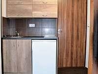 Rodinný apartmán kuchyňský kout - Turnov