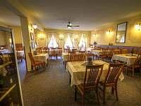 Snídaňová restaurace - ubytování Turnov