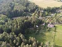 Chata a okolí - k pronajmutí Pařezská Lhota