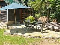 Terasa - chata k pronájmu Pařezská Lhota