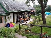 Levné ubytování Koupaliště Chuchelna Chalupa k pronajmutí - Chuchelna - Komárov