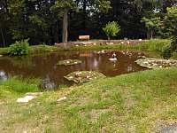 Rybníček - chalupa k pronajmutí Vyskeř