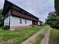 ubytování Skuhrov u Lomnice na chalupě