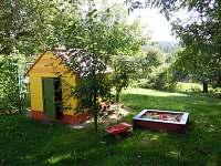 Dětské hřiště - Pařezská Lhota