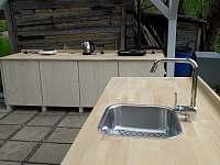 Letní kuchyně - ubytování Pařezská Lhota