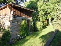 Zahrada - ubytování Pařezská Lhota
