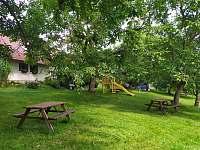 Zahradní posezení - Pařezská Lhota