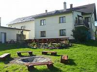 Penzion ubytování v Roudném u Frýdštejna