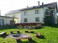 Penzion na horách - okolí Odolenovic