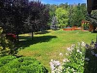 zahrada - Mírová pod Kozákovem - Loktuše