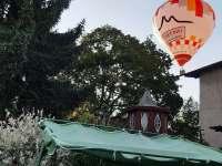 Altánek s balónem - apartmán ubytování Turnov