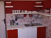 Apartmán č.1- Kuchyň - k pronajmutí Turnov