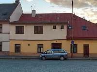 Dům 166 z ulice Trávnice - apartmán k pronájmu Turnov