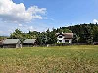 Pronájem chaty v Levínské Olešnici Nová Paka - Levínská Olešnice