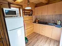 Kuchyně - pronájem chalupy Libuň - Březka
