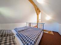 ložnice - chalupa k pronájmu Libuň - Březka