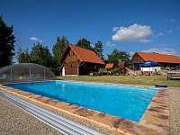 Chalupa k pronájmu - dovolená Ralsko rekreace Libuň - Březka