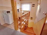 Kuchyň 2 - podkroví.