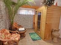 Wellness - sauna pouze pro hosty. - Pecka